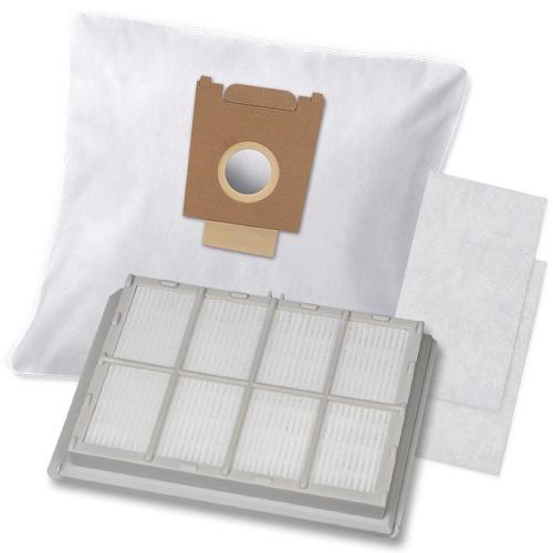 10 staubsaugerbeutel 1 filter passend f r siemens vs55a01 06 10 super xs dino e ebay. Black Bedroom Furniture Sets. Home Design Ideas